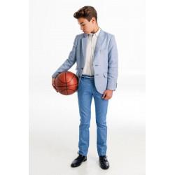 Pantalón azul F Varones