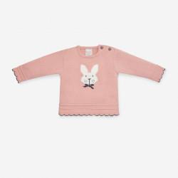 PAZ RODRIGUEZ jersey conejo rosa palo
