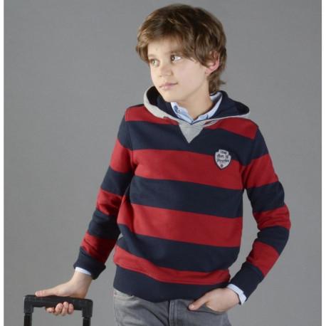 Camisa niño manga larga,C/MAO