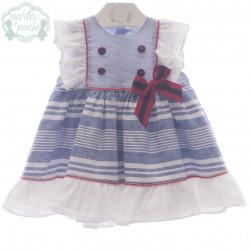 Vestido bebe APOLO Marta y Paula