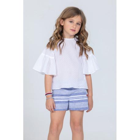 Conjunto de blusa con short APOLO Marta y Paula