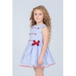 Vestido de niña APOLO Marta y Paula