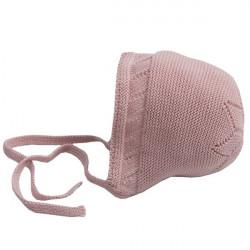 PANGASA capota links estrella algodon en rosa empolvado