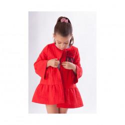 KAULI abrigo rojo ISLA