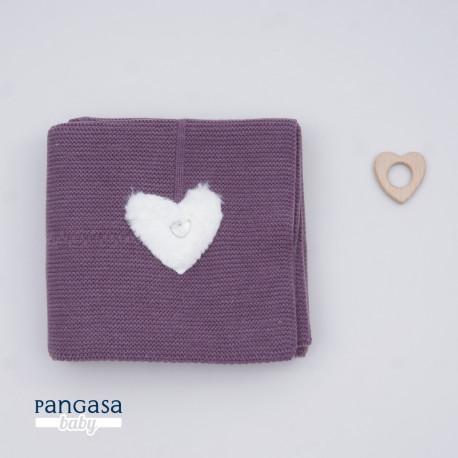PANGASA manta COMFY violeta