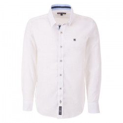 LION OF PORCHES camisa blanca